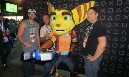 Gamba en la E3 2016