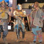 Gamba en E3