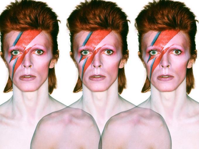 Fans juntan plata para financiar escultura de Bowie
