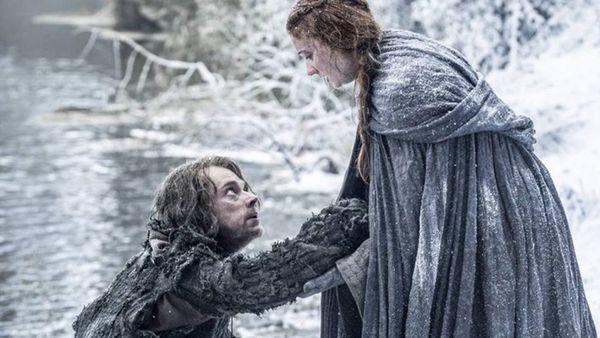 Los actores de Game Of Thrones trabajan duramente