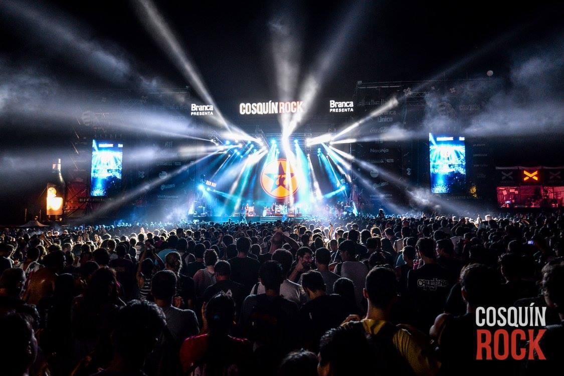 Cosquín, día 3: El rock festejó 50 años