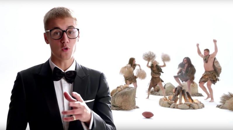 ¿Cuánto cobró Justin Bieber por la publi del Super Bowl?