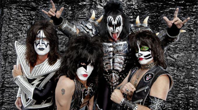 El video que avergonzó a los miembros de Kiss