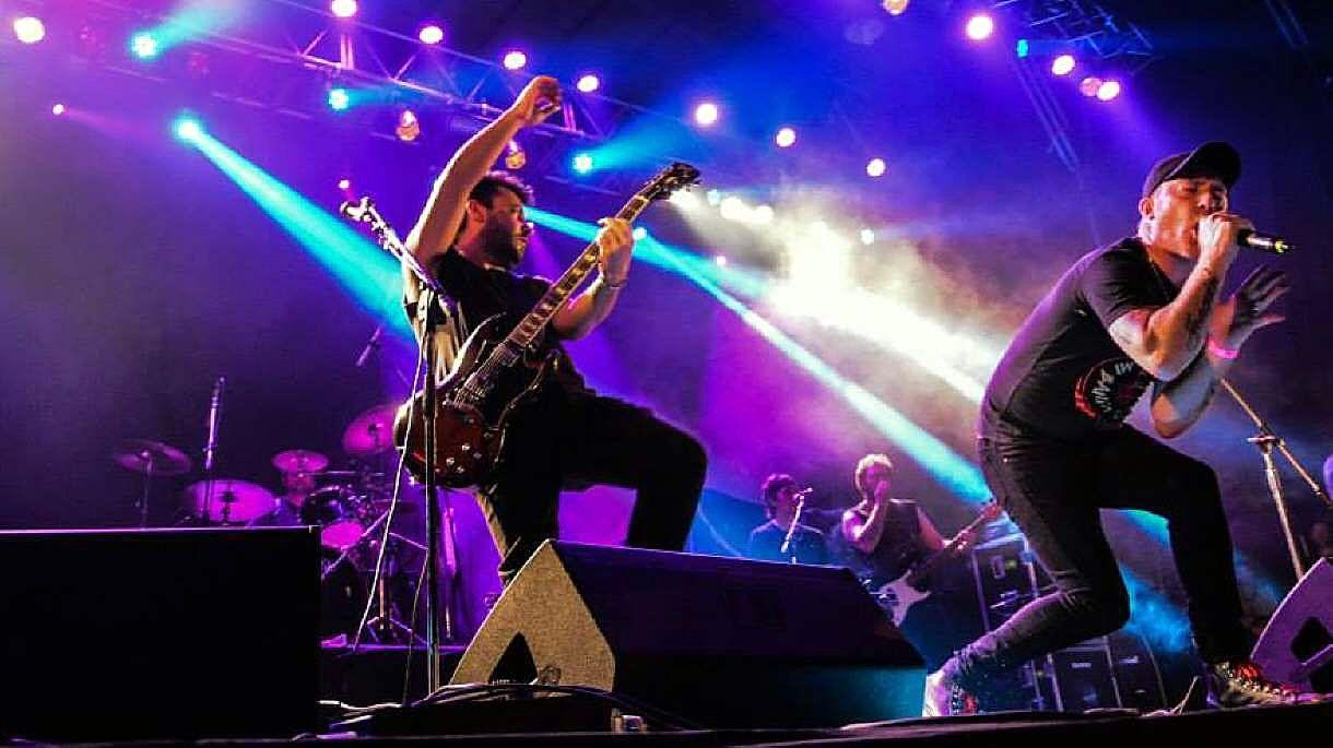 La Beriso nos adelanta el show del Cosquín Rock