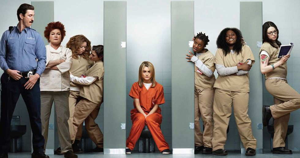 el regreso de Orange Is The New Black