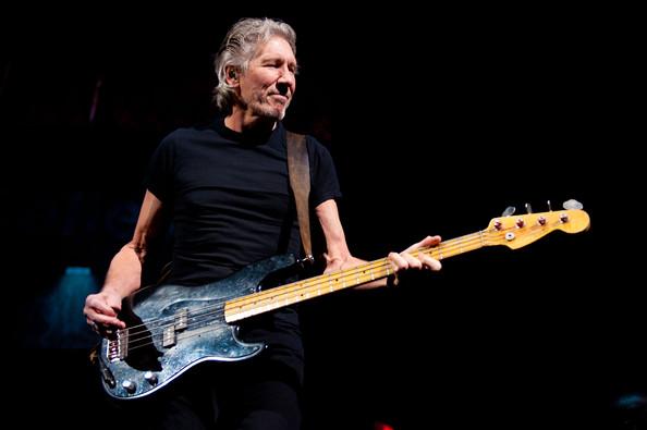 Roger Waters en la frontera de México y Estados Unidos