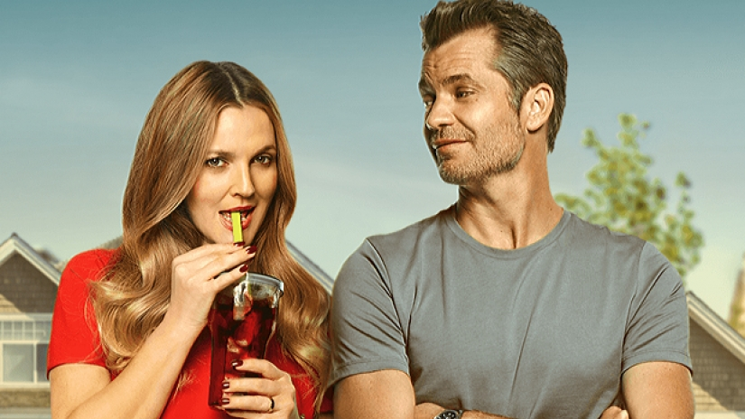 Santa Clarita Diet, la nueva de Netflix
