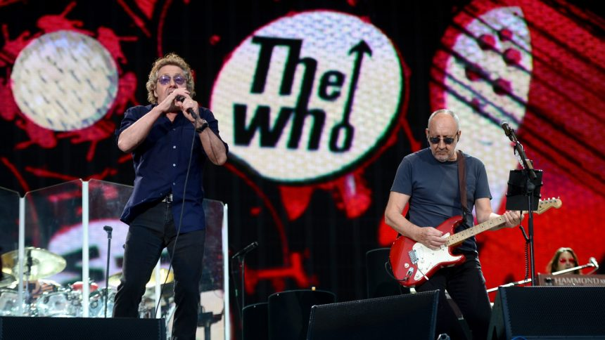 Finalmente se confirmó The Who en Argentina