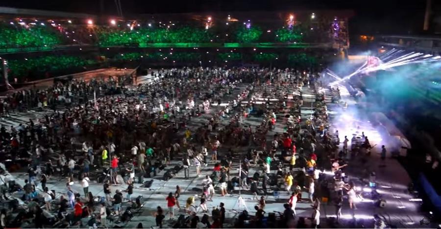 ¿Cuál es la banda más grande del mundo?