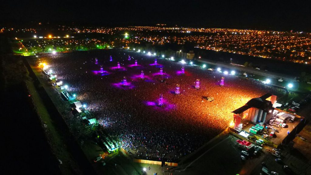 Indio en Olavarría, muertos y confusión en un show accidentado