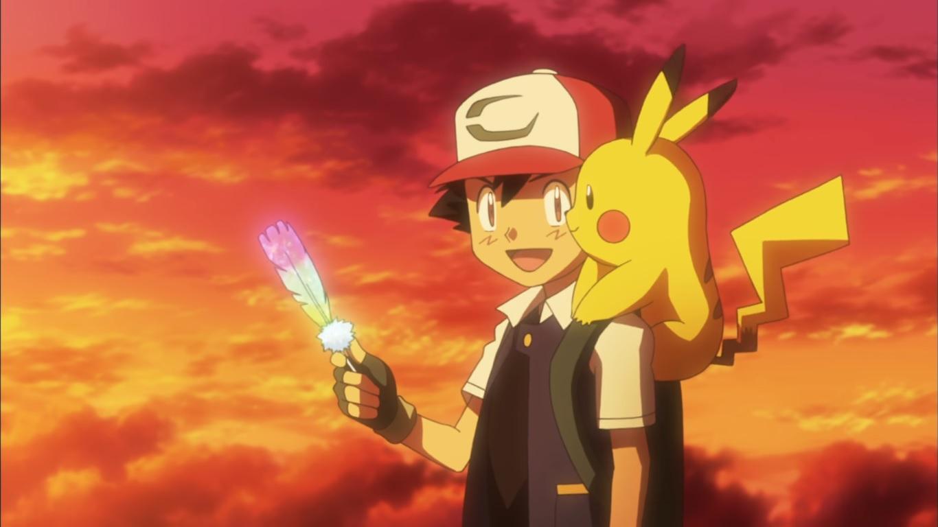 Las primeras imágenes de Pokémon the Movie: I Choose You