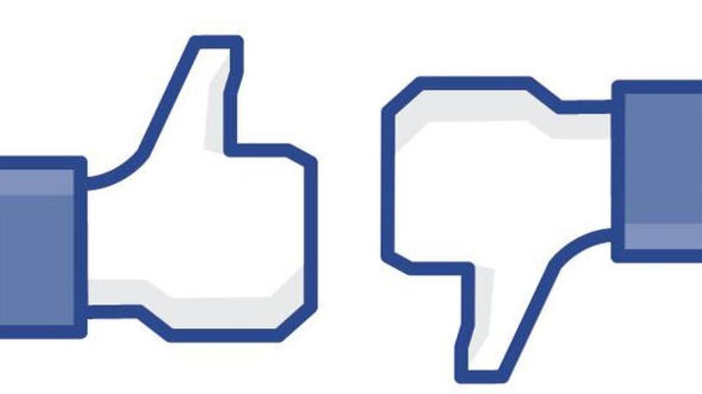 """Facebook va por todo, ¿se viene el """"No me Gusta""""?"""