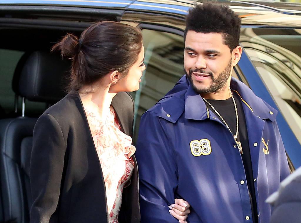 Tremenda persecución a Selena Gomez y The Weeknd