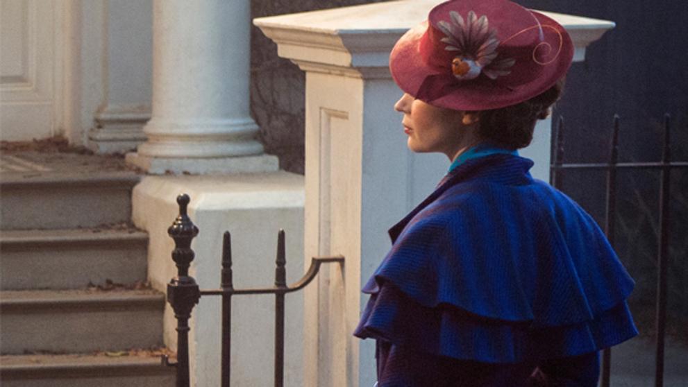 Las primeras imágenes de Mary Poppins Returns