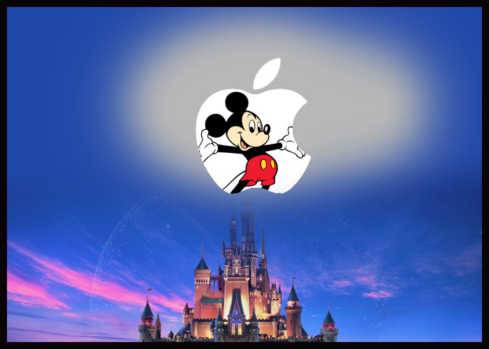 Apple quiere comprar a Disney