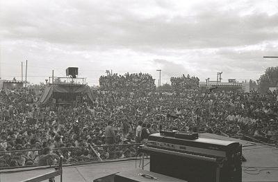 El festival que hizo historia en la música argentina