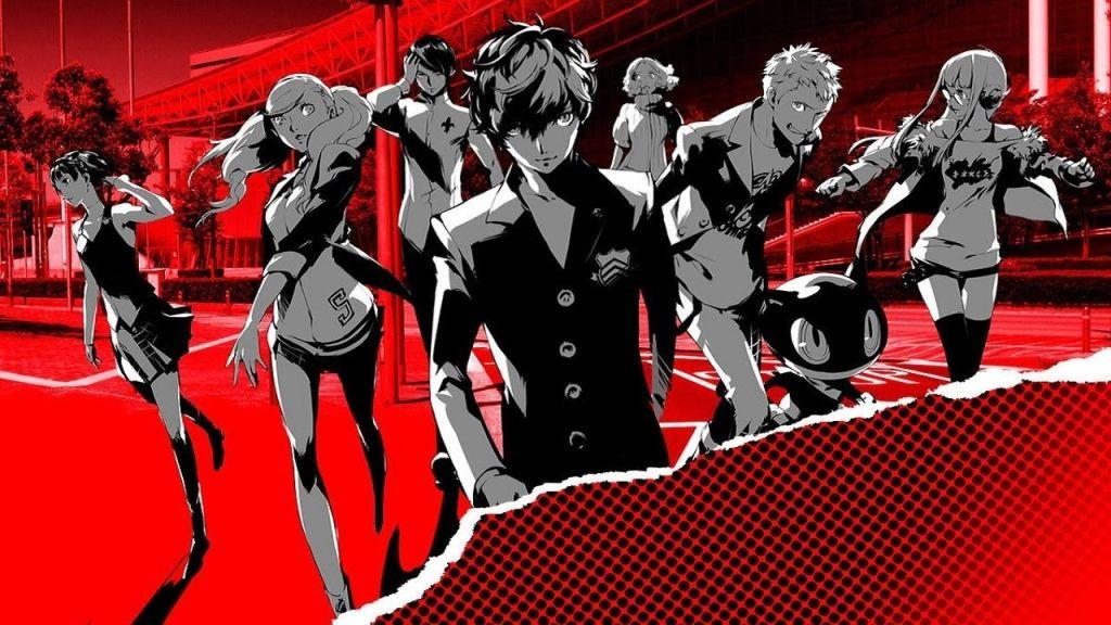 Persona-5-juego