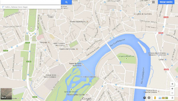 Google Maps que permite compartir tu ubicación en tiempo real