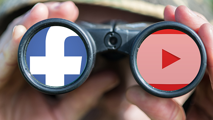Facebook y Youtube producirán series propias