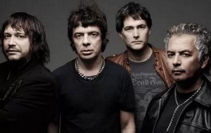 La icónica banda de rock argentino regresa a lo grande