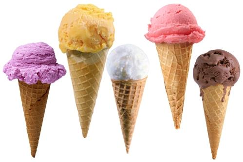 el peor helado del mundo