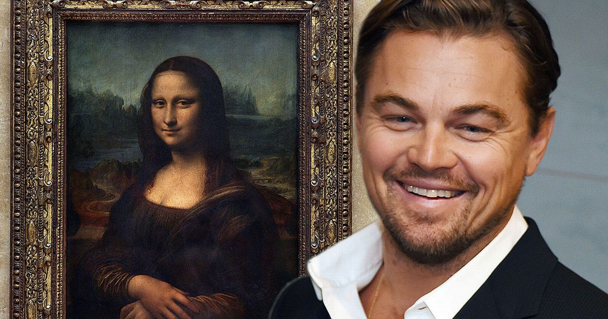 DiCaprio interpretará a Leonardo Da Vinci