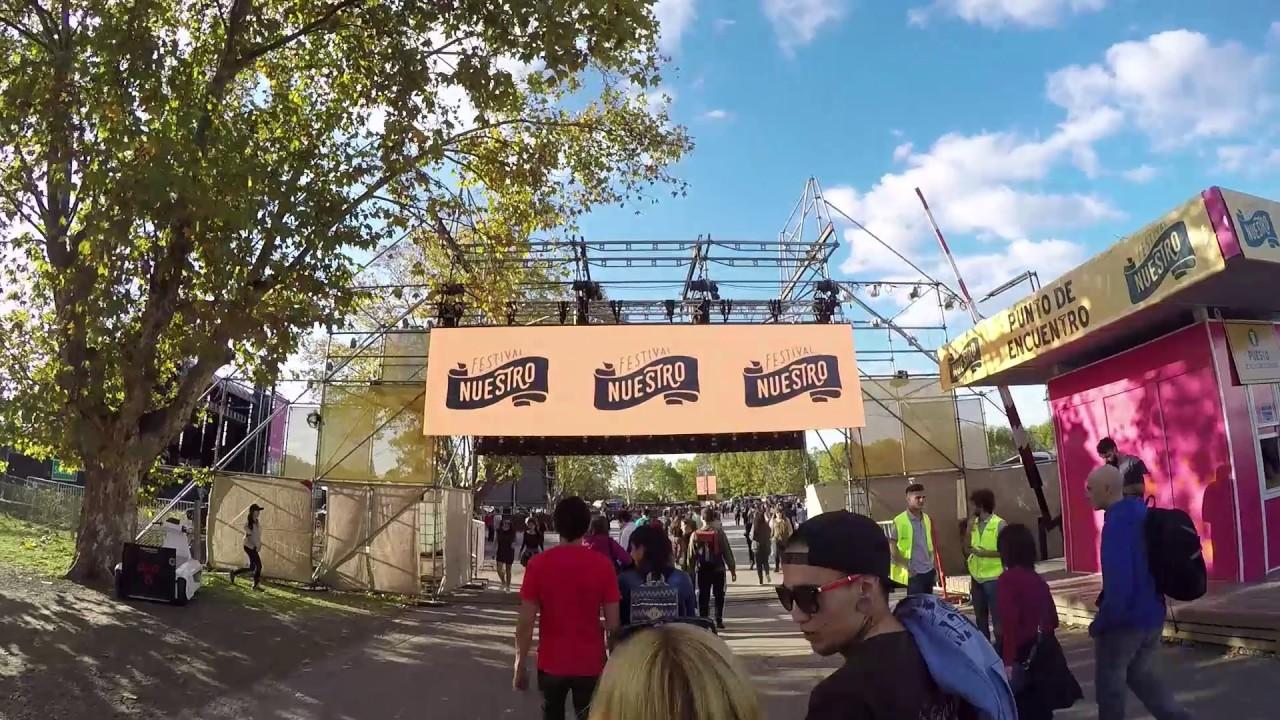 El Festival Nuestro confirmó Grilla