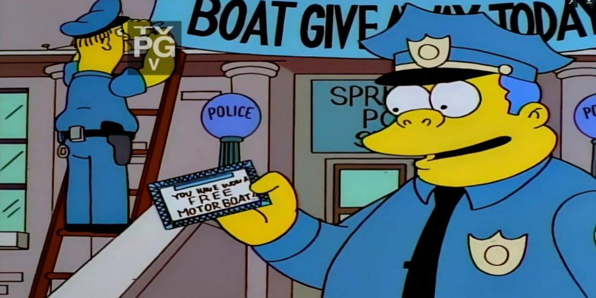 Los Simpson son fuente de inspiración