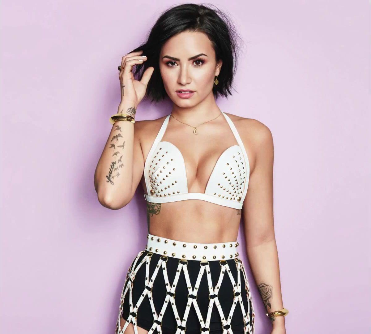 Demi Lovato anunció show en la Argentina