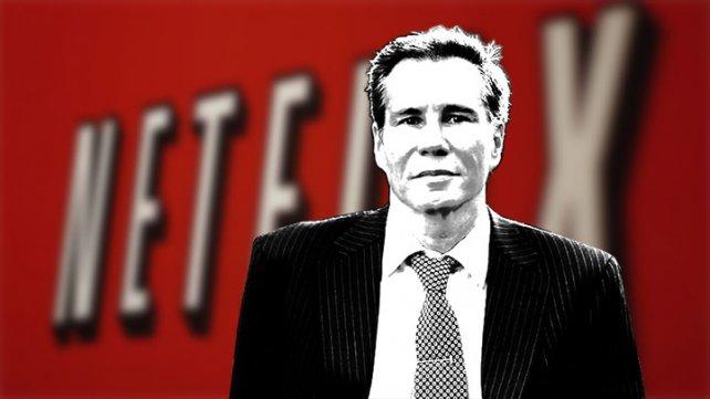 Resultado de imagen para foto de la pelicula de netflix sobre el fiscal nisman