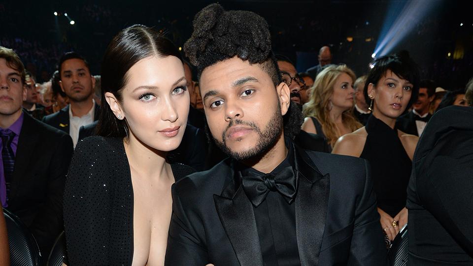 Bella Hadid y The Weeknd