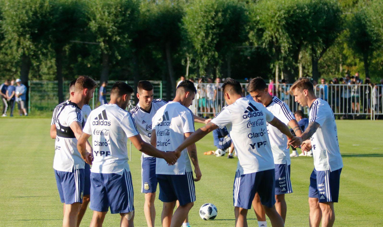 ¿Cómo jugará Argentina contra Francia?