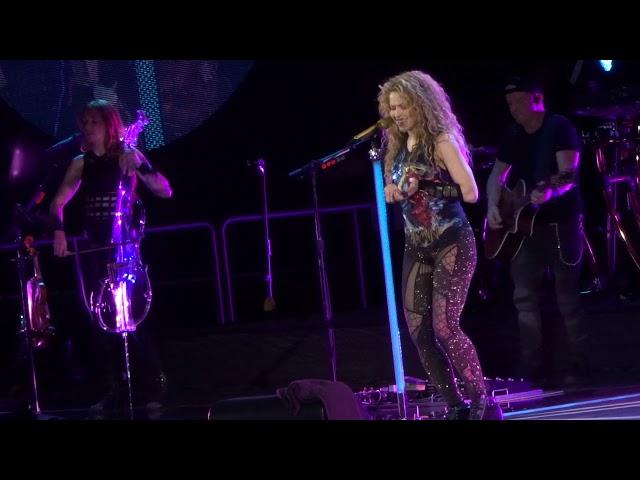 Shakira se animó a contar todo.