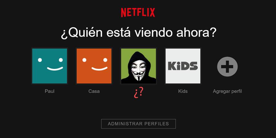 Netflixpuede eliminar las cuentas simultáneas