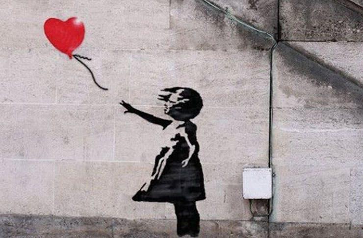 Banksy nos dio la sorpresa navideña – Gamba FM