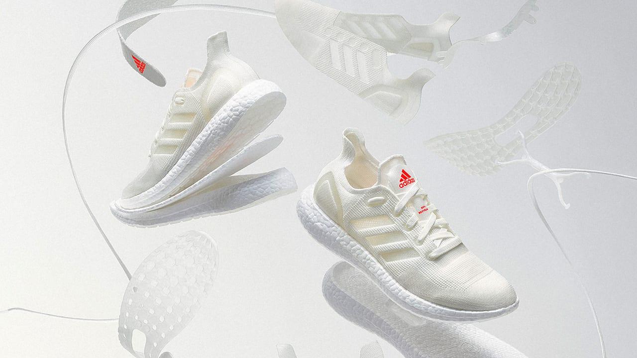 zapatillas adidas reciclable