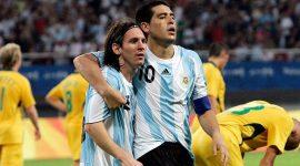 ¿Podremos ver a Riquelme y Messi juntos una vez más?