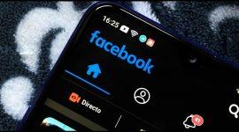 Facebook también implementa el modo oscuro
