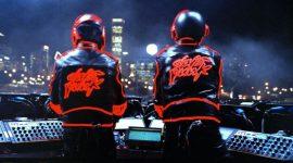 Música a Ciegas desde tu casa: Daft Punk