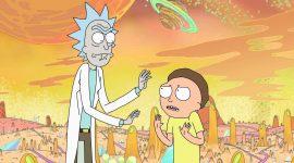 Podría adelantarse la temporada 5 de Rick & Morty